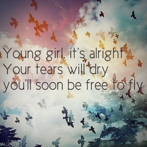 You will soon be free to fly quotes music girl live song lyrics lyrics music lyrics