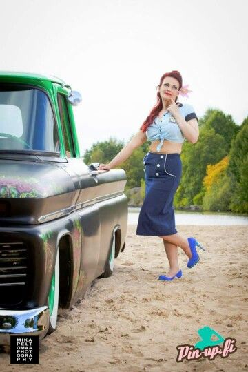 Photographer:Mika Peltomaa MUAH : By me Clothes : Muotiputiikki Helmi www.pin-up.fi