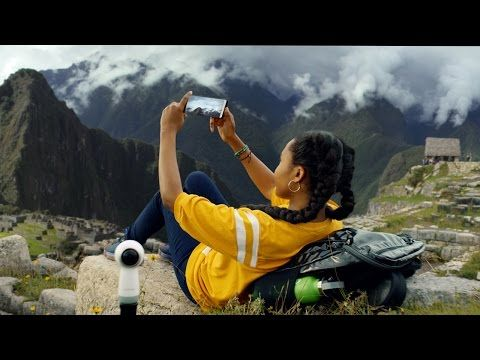 Samsung Galaxy S8: The Travel Guide - YouTube