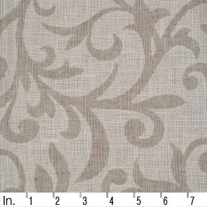 IVORY-NATURAL LINEN FABRIC
