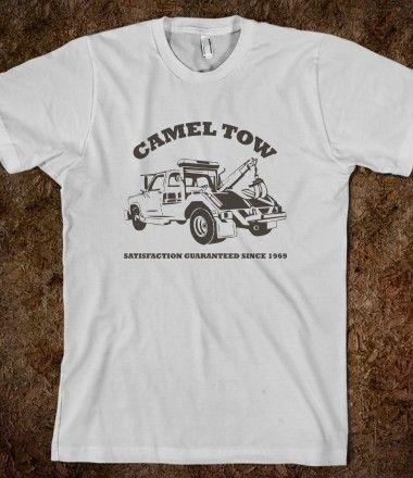 Camel Tow Tee