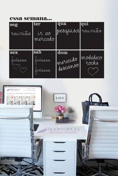 Adesivos diversos para mudar os ambientes da casa | Estilo