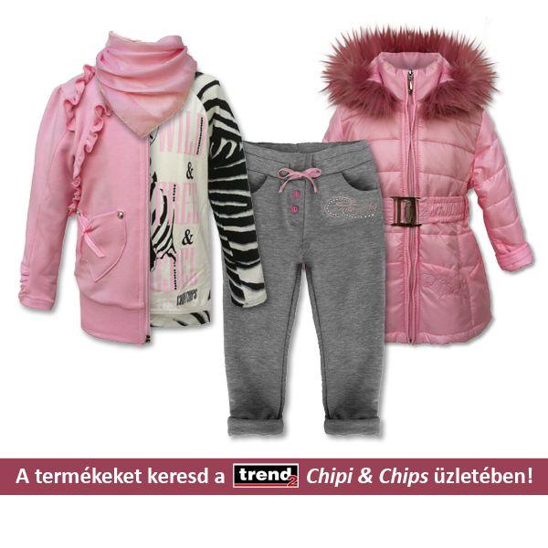 Hazai gyártású gyermek és tini ruhák várnak a Chipi&Chipsben! (1004-5-ös üzlet)