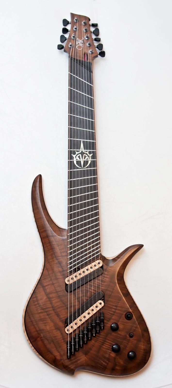 12 best 9 string guitars and beyond images on pinterest guitars instruments and bass. Black Bedroom Furniture Sets. Home Design Ideas