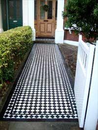 victorian path renovation