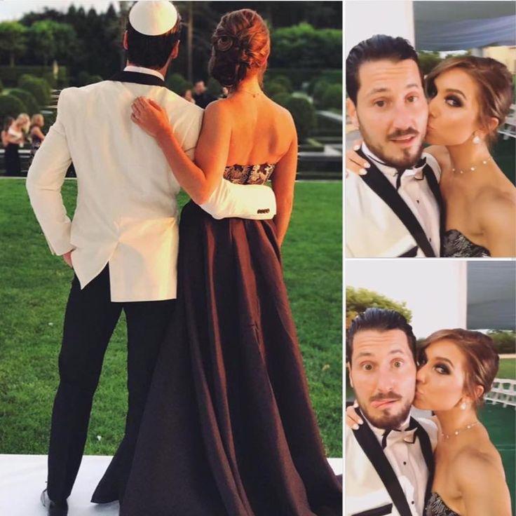Val and Jenna , Peta and Maks wedding. (2017)