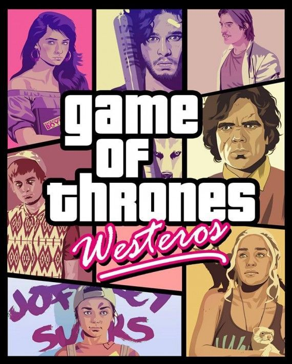 game of thrones gta iv