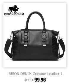 """Genuine leather Briefcases 14"""" Laptop Handbag Men's Business Crossbody Bag Messenger/Shoulder Bags for Men N2333 , https://kitmybag.com/bison-denim-genuine-leather-briefcases-14-laptop-handbag-mens-business-crossbody-bag-messengershoulder-bags-for-men-n2333/ ,"""