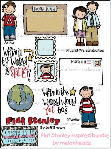24 best Flat Stanley images on Pinterest 2nd grades, Book and Game - flat stanley template