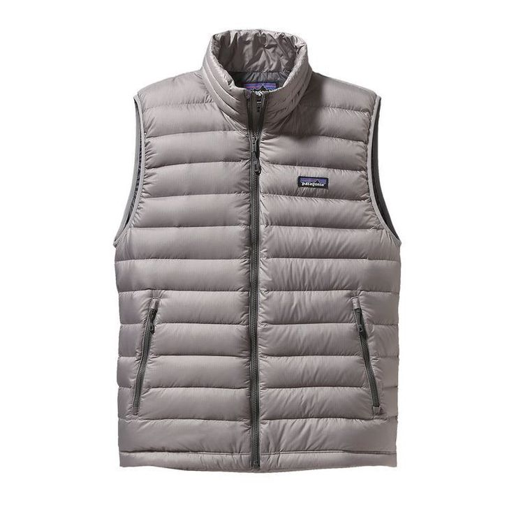 Patagonia Men's Down Sweater Vest - Feather Gray