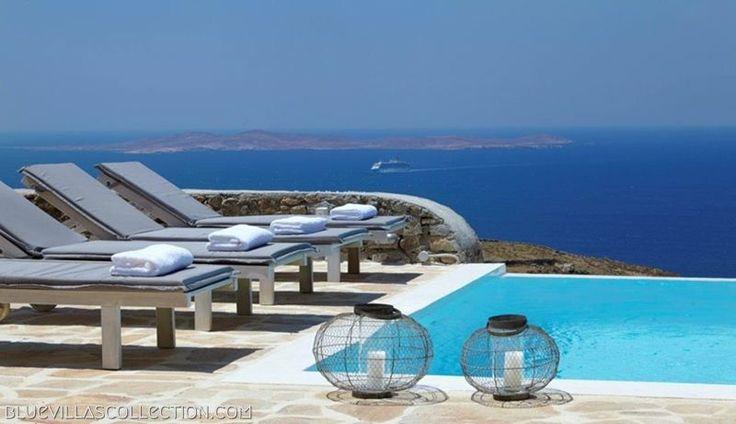Crystal fairy villa pool