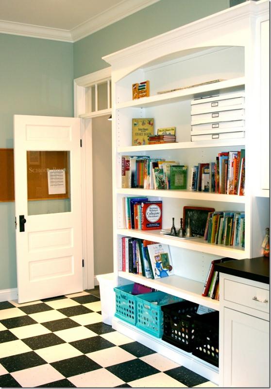 Best Paint Color For Homeschool Room