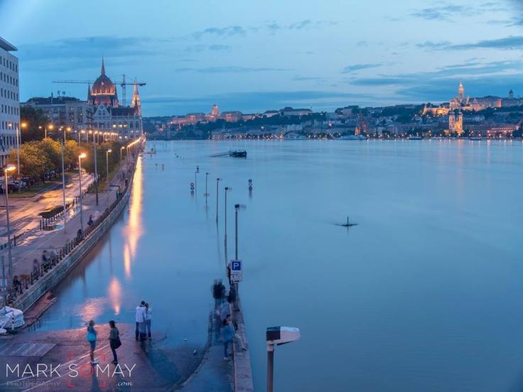 #Budapest #flood2013