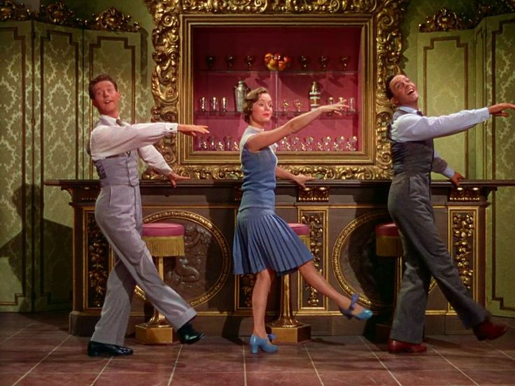 Debbie Reynolds' blue tap shoes from Singin' in the Rain