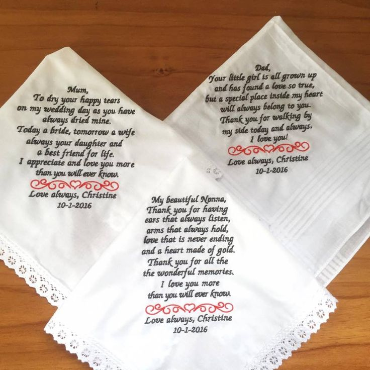 Bridal Bling Australia www.bridalbling.com.au Mens OWN Wording Hanky - Bridal Bling Australia- personalised wedding handkerchief; personalised; embroidered wedding handkerchief; wedding hanky; hanky; handkerchief; personalised wedding gift; Bridal Bling Australia
