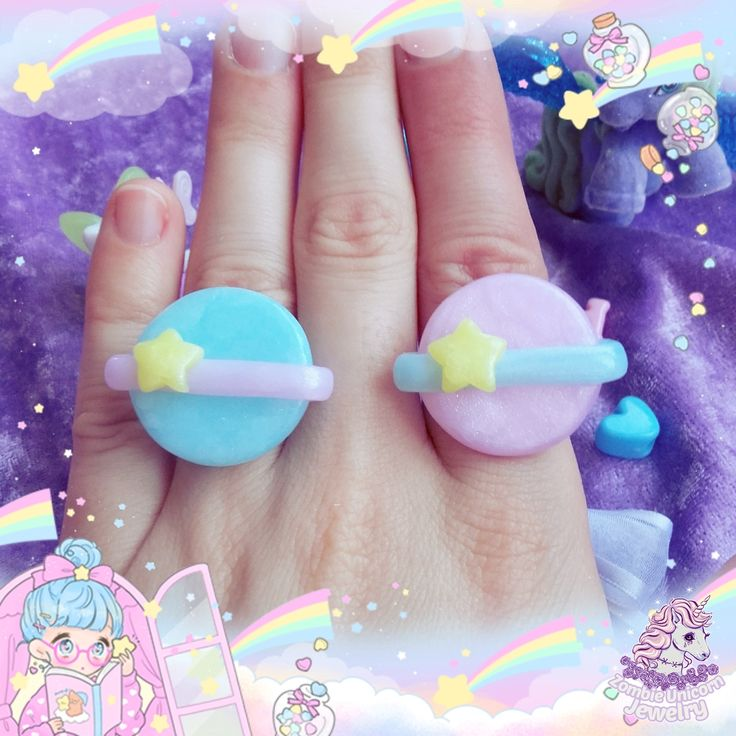 11 best Fairy kei jewelry and accessories images on Pinterest ...