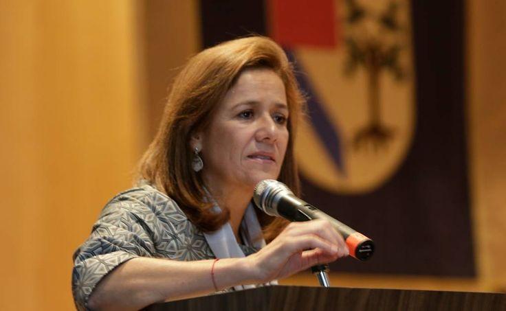 La aspirante presidencial confía en que será la candidata del PAN, partido que, señala, obtendrá el triunfo en 2018; mantiene confianza en Alejandra Barrales, líder nacional del PRD