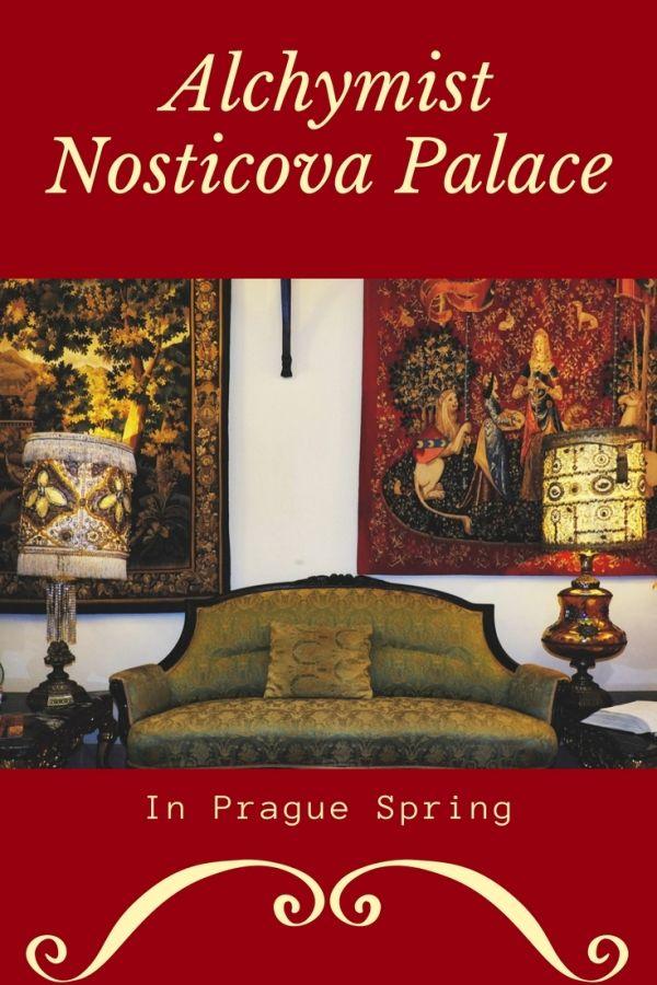 Prague boutique hotel Alchymist Nosticova Palace review by White Caviar Life.