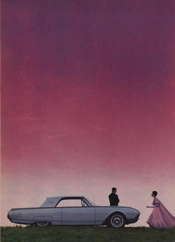 60's sunset
