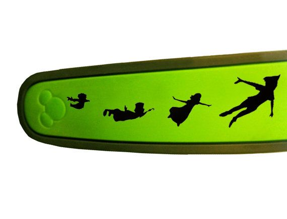 Best Disney World Images On Pinterest Disney Vacations - Magic band vinyl decals