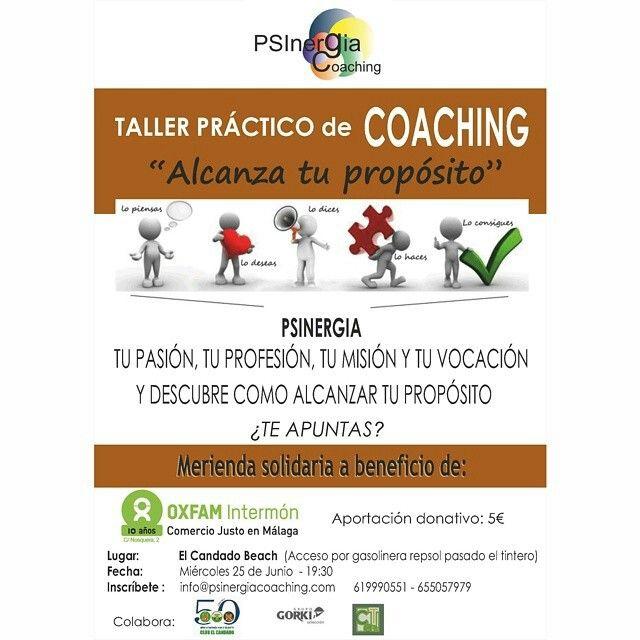 Pon un poco de #Coaching en tu vida