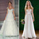 40 robes de mariée taille empire pour 2015