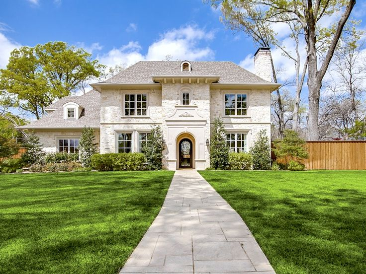 1000 images about front elevation on pinterest southern for French country style homes for sale