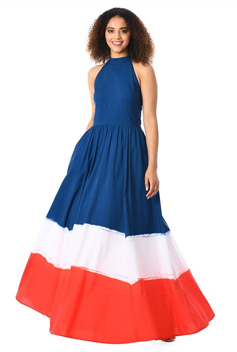 e51a3f43a0e  77.95 Tricolor print crepe bow-tie maxi dress . STYLE   CL0057529  77.95  from eShakti   YOU CAN ALTER FABRIC PATTERN
