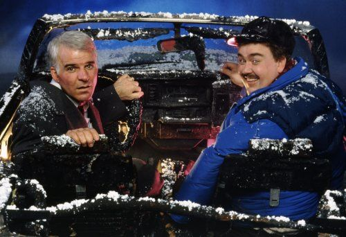 Planes, trains and automobiles : Steve Martin : Pinterest