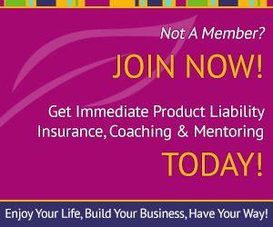 Mentoring and product liability insurance for Makers and handmade entrepreneurs. We serve American Made.