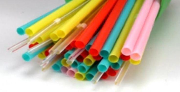 4 façons inédites d'utiliser des pailles de plastique