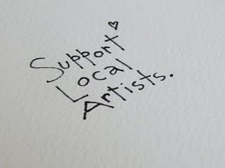 We love our local New Zealand Designers collections. Support local artists. Support local businesses.