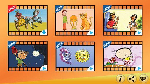 BookBox English by BookBox er gratis. Her er små film, hvor der er read along. Det er til begynderlæsning på engelsk.