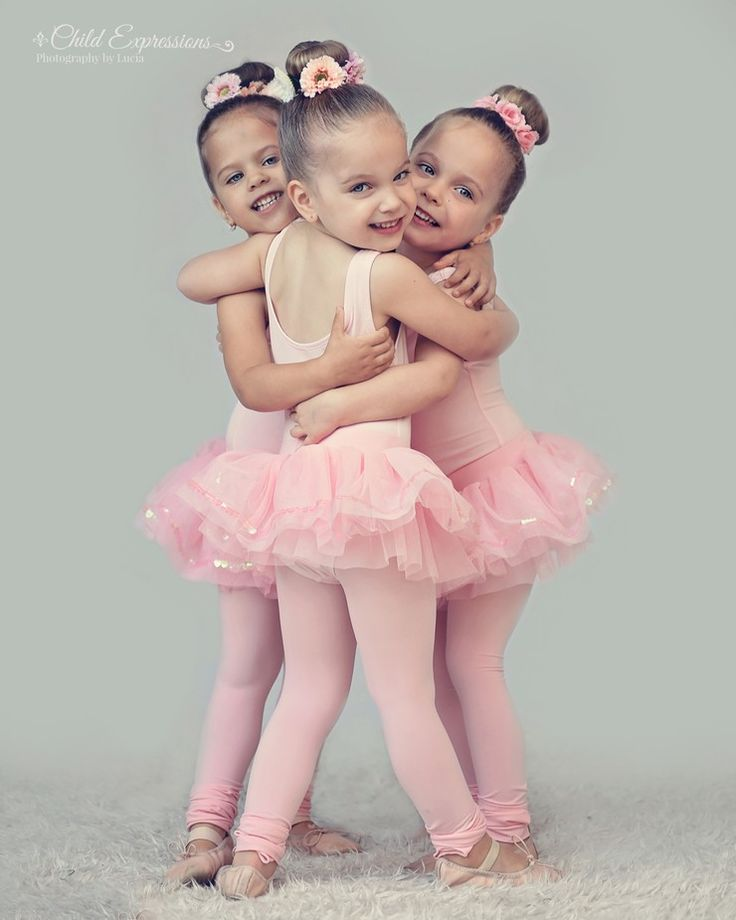 Ready for our first Ballet class