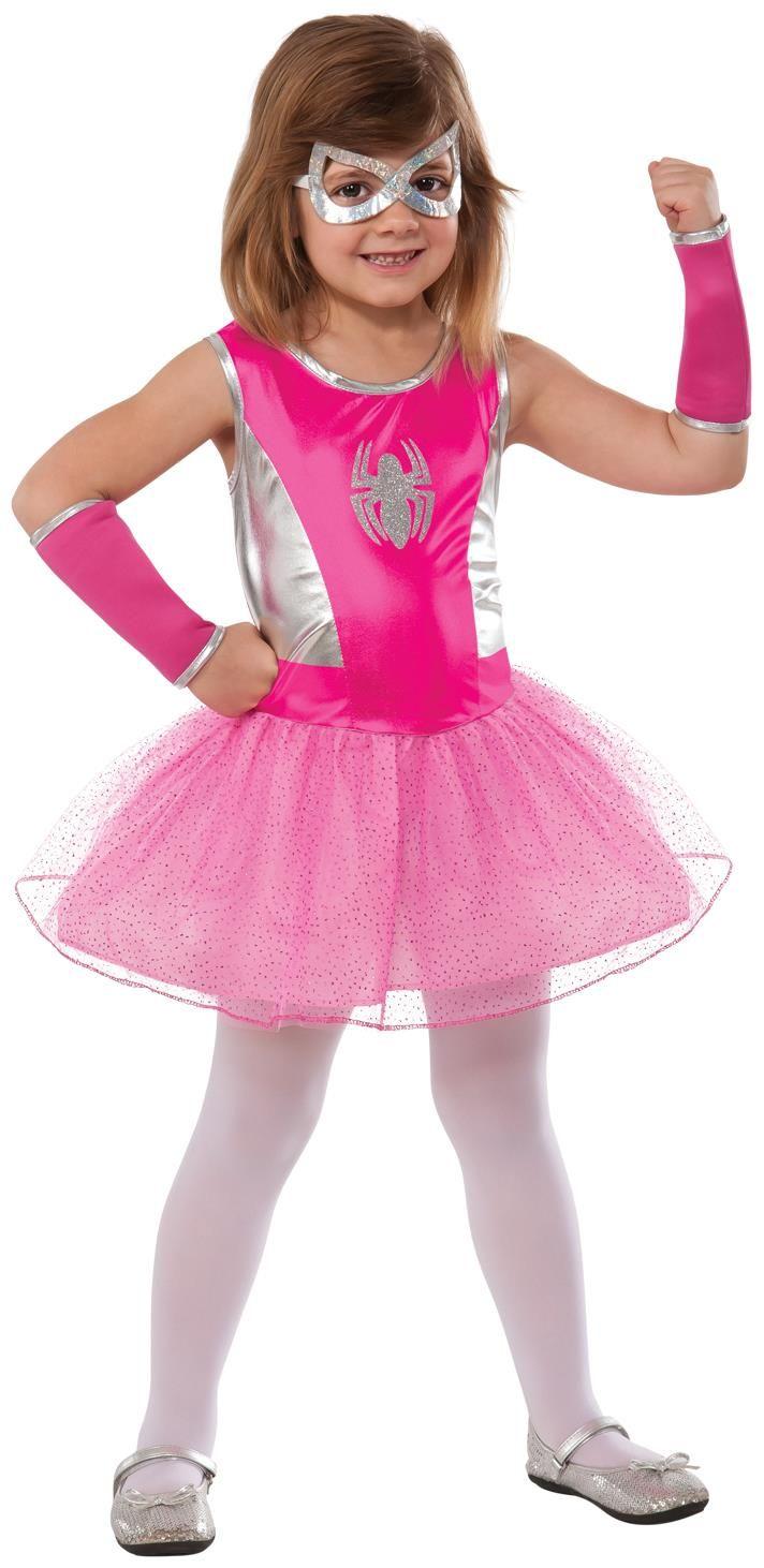 PartyBell.com - Marvel - Pink Spider-Girl #Costume