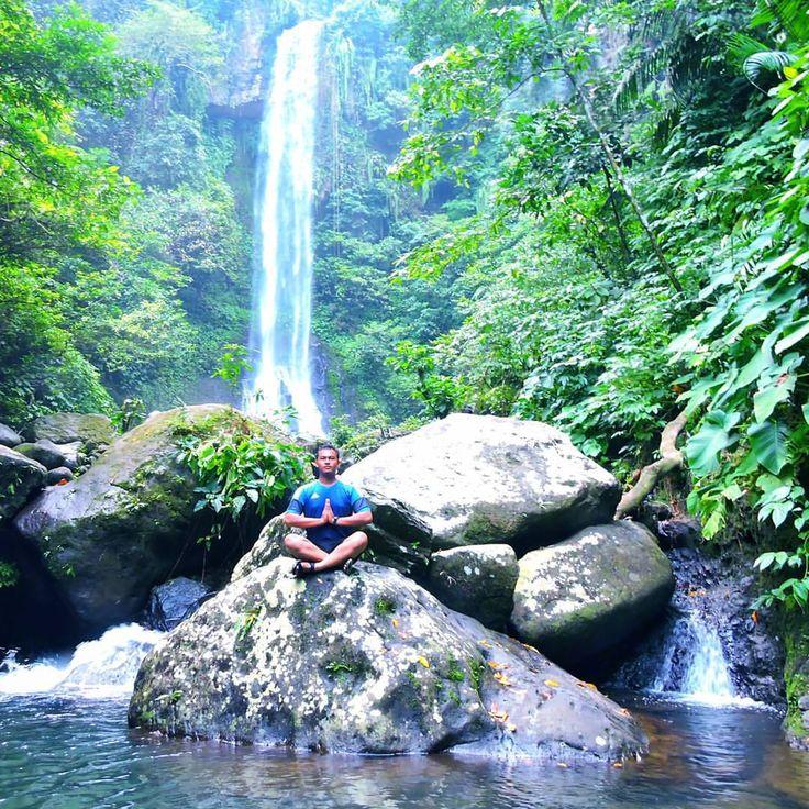Air Terjun Way Tayas Pesona Hidden Paradise di Lampung - Lampung