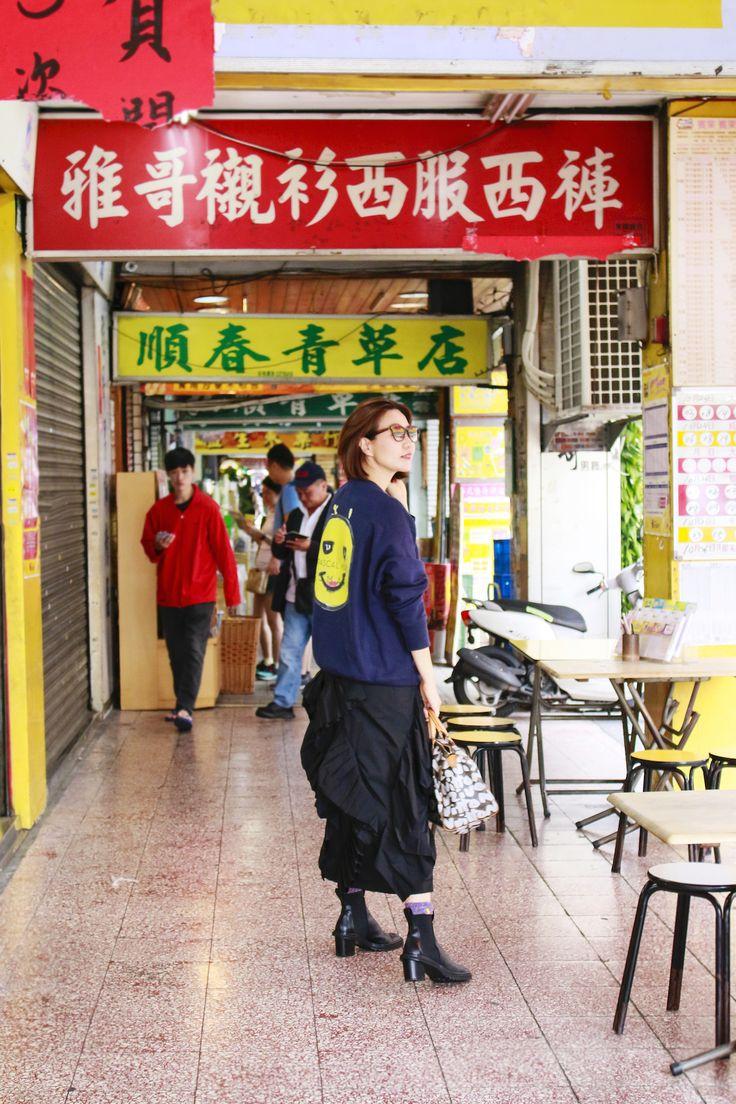 Fashionista Trip 第7弾 編集長ENAが台湾・台北へ「秋のノスタルジックな景色とパワーあふれる台北の街、大人のまったりぶらり+食の旅」supported by FINNA / GLASSAGE | RETOY'S web Magazine