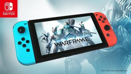 Panic Button Is Porting Online Co-Op Hit Warframe To Nintendo