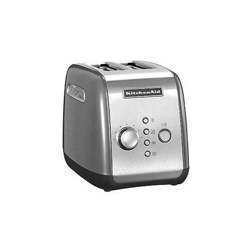 Best Kitchenaid 2 Slot Toaster Contour Silver Kitchen 400 x 300