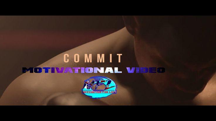 commit #2  Motivational Video 2016 ᴴᴰ http://youtu.be/nO38VeTDYKs
