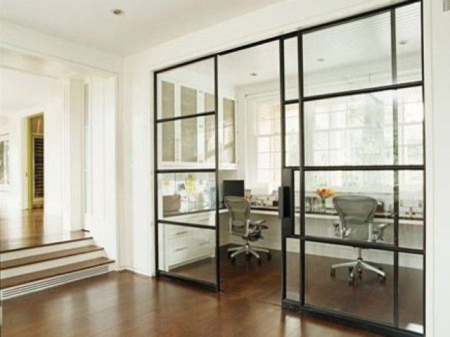 Interior Sliding Doors With The Modernday Home Or Office Sliding ...