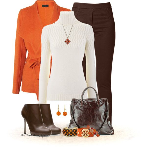 """Fall Leggings"" by tufootballmom on Polyvore"