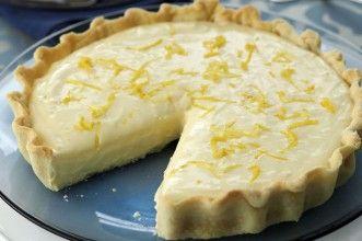 quick lemon tart