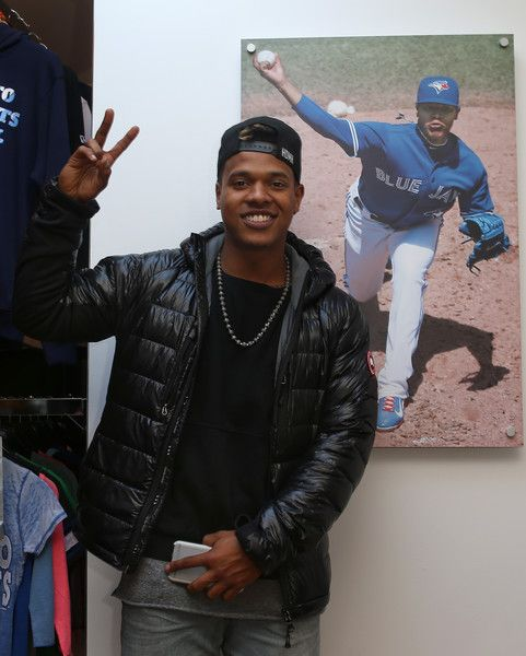 Marcus Stroman Photos - Seattle Mariners v Toronto Blue Jays - Zimbio