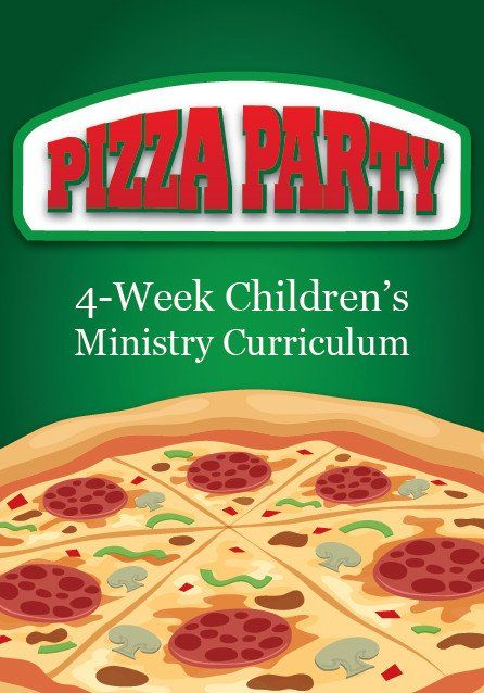 Ideas Children Ministry Youth Pizza Party Retreat