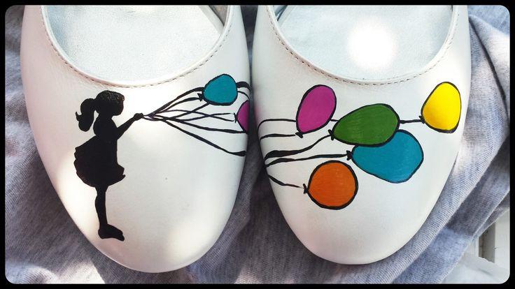 Girl with balloons via Atelier A!UREA  *comenzi si detalii produs: 0733 303 038 (whatsApp), contact@atelieraiurea.ro