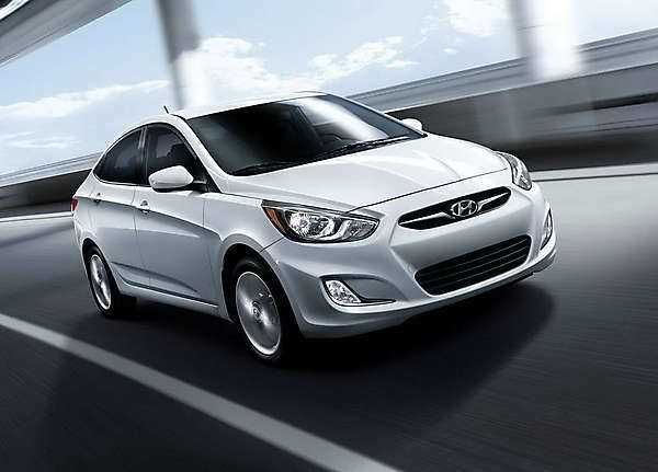 2018-2019 Hyundai Accent — Debut of the fourth-generation 2018-2019 Hyundai Accent