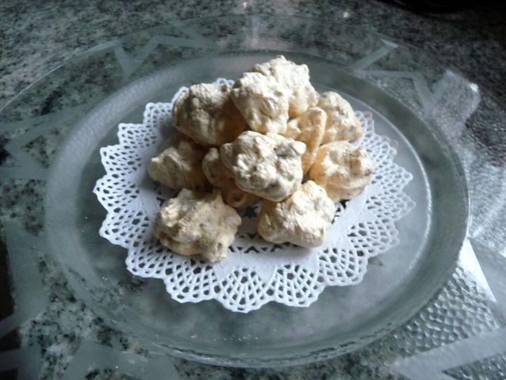 Walnussmakronen - Glutenfrei Backen und Kochen bei Zöliakie. Glutenfreie Rezepte, laktosefreie Rezepte, glutenfreies Brot