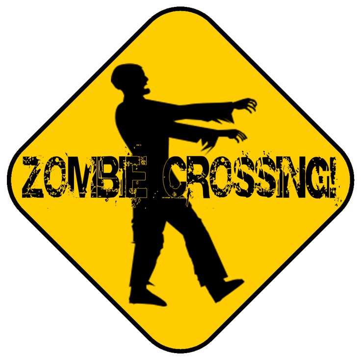 Cool Zombie Clipart Clipart Kid