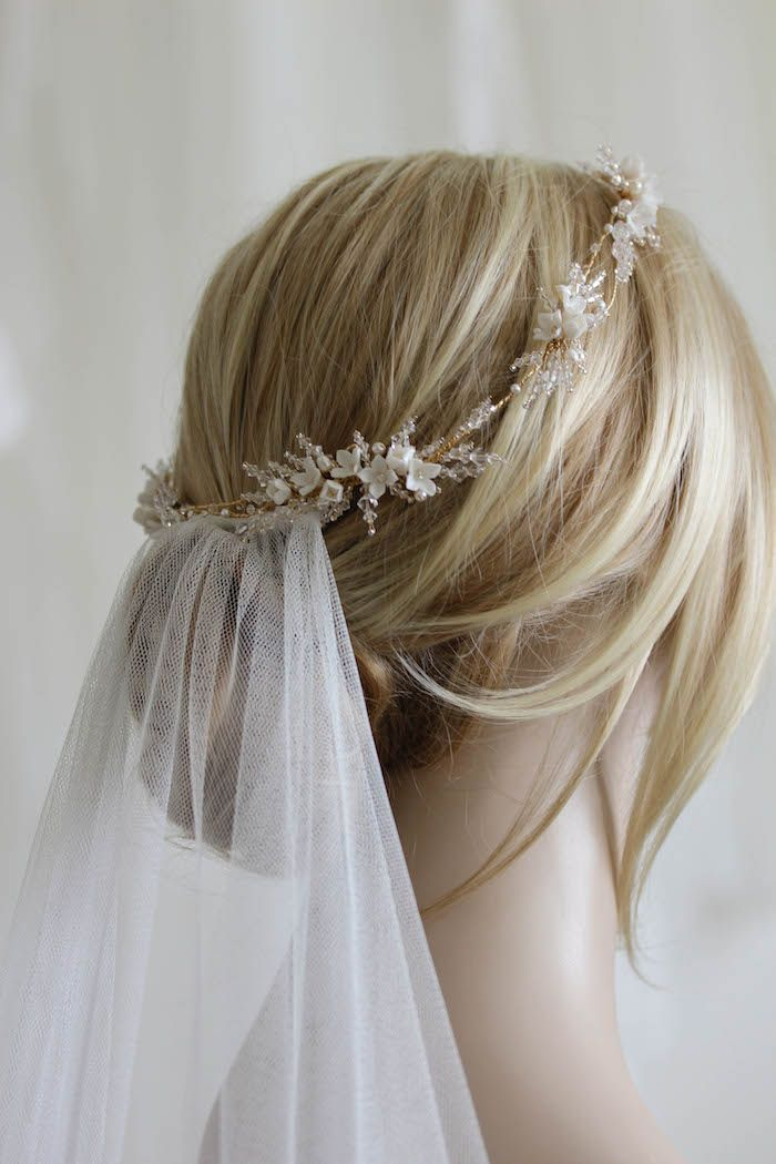 BESPOKE for Teresa_Florence bridal crown with larger floral details 3